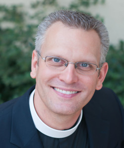 The Rev. Canon David Erickson