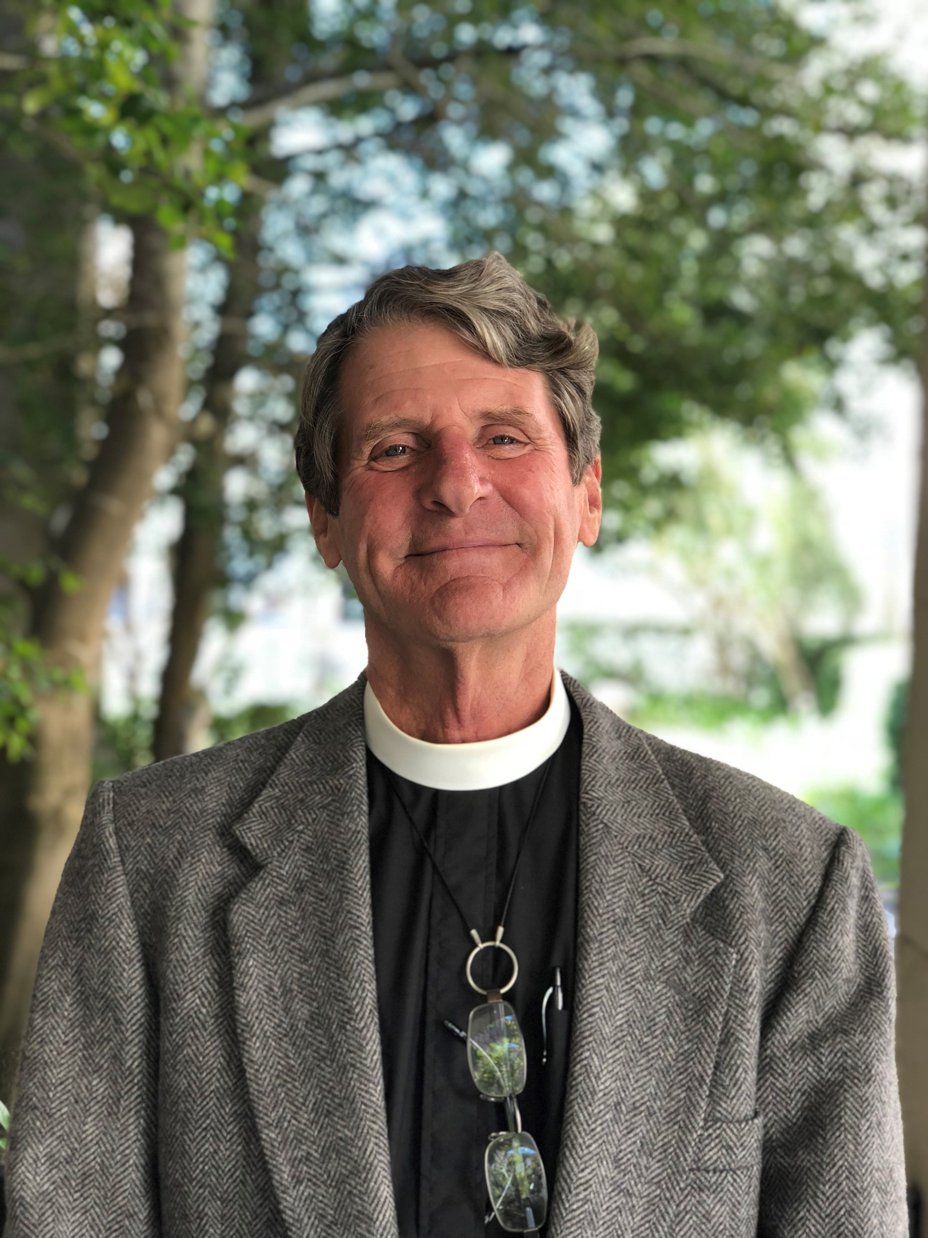 The Rev. Edward Harrison
