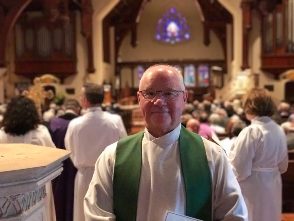 The Rev. Gregg Kaufman