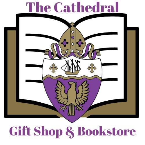 Shop at the Cathedral Bookstore by phone or email!