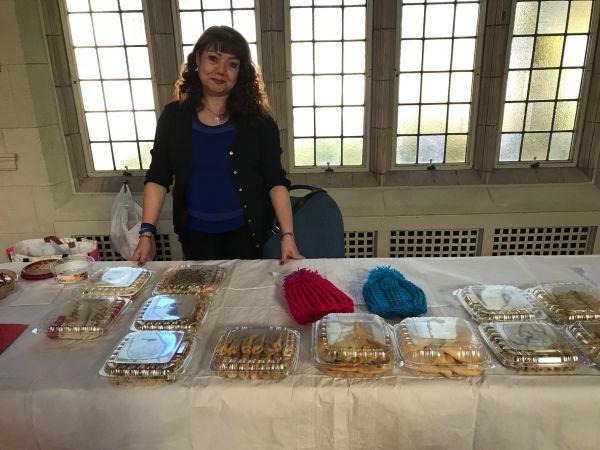 Homemade Arabic Food Every Sunday   Saint John's Cathedral