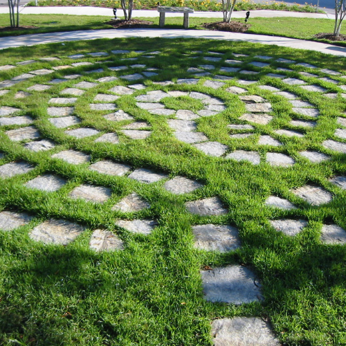 ​Lenten Labyrinth Walks and Hot Cross Buns in Cathedral Park