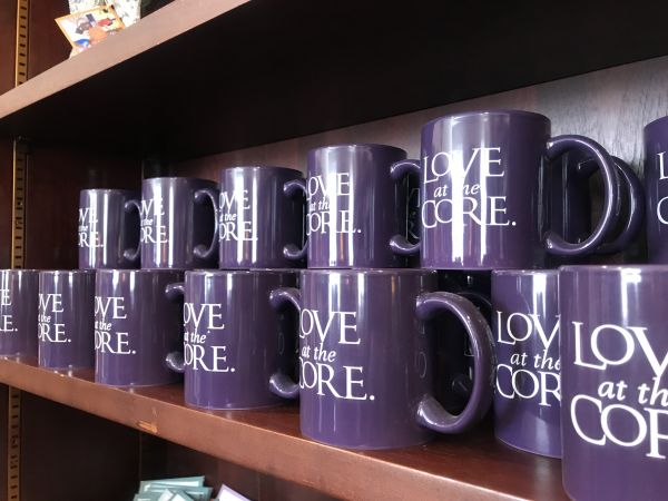 Love at the Core Mugs
